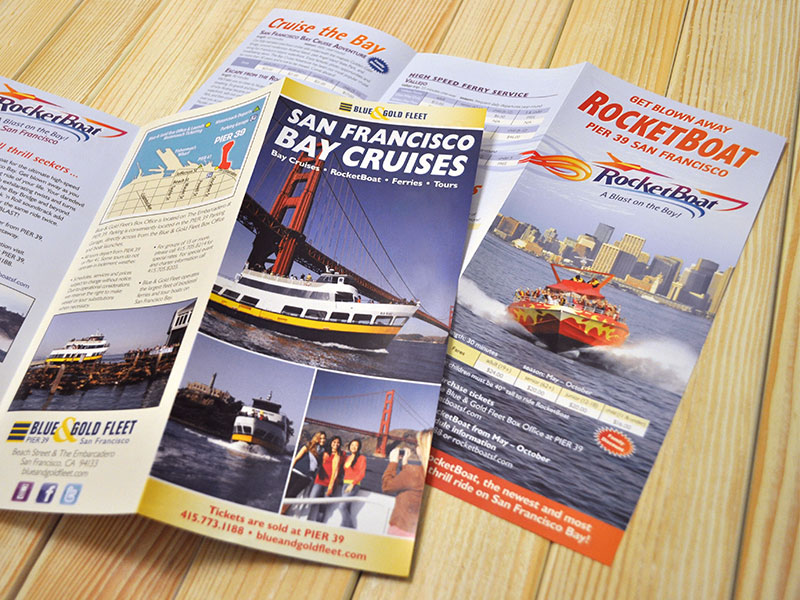 Blue & Gold fleet brochure
