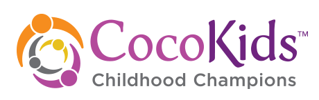 CocoKids new logo by KenCreative