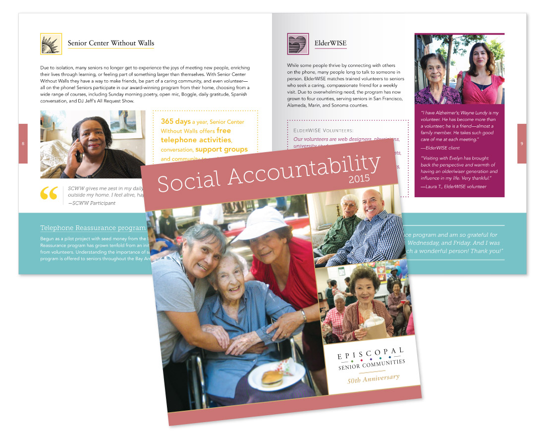 ESC Social Accountiability Annual Report FYE 2015