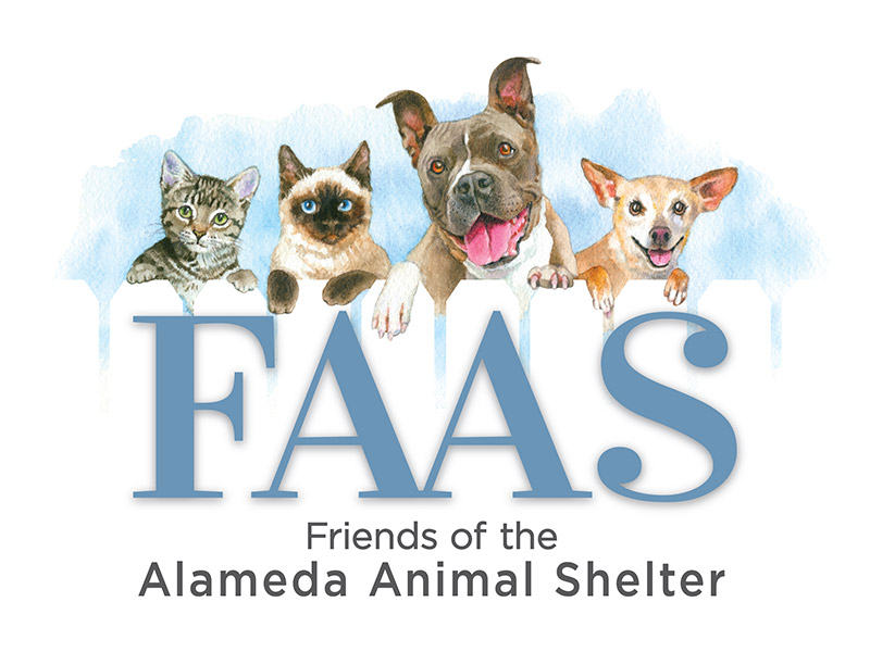 Friends of the Alameda Animal Shelter logo