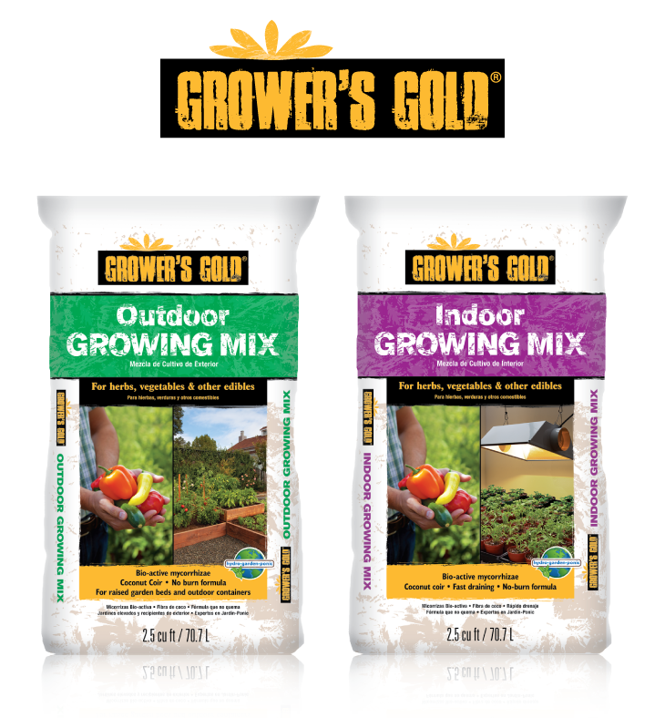 Growers Gold packaging