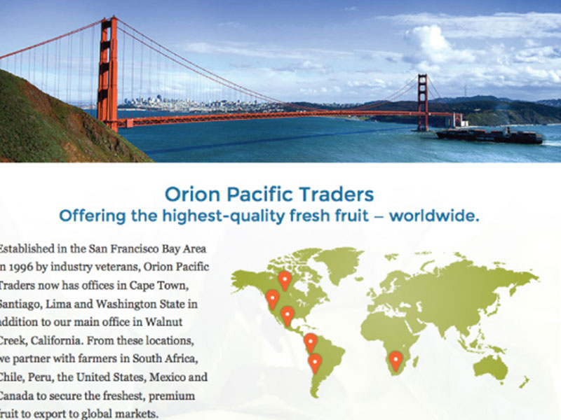 Orion Pacific Traders
