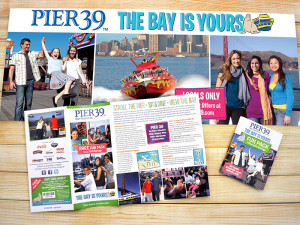 PIER 39 collateral