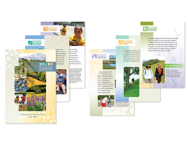 Regional Parks Foundation packet
