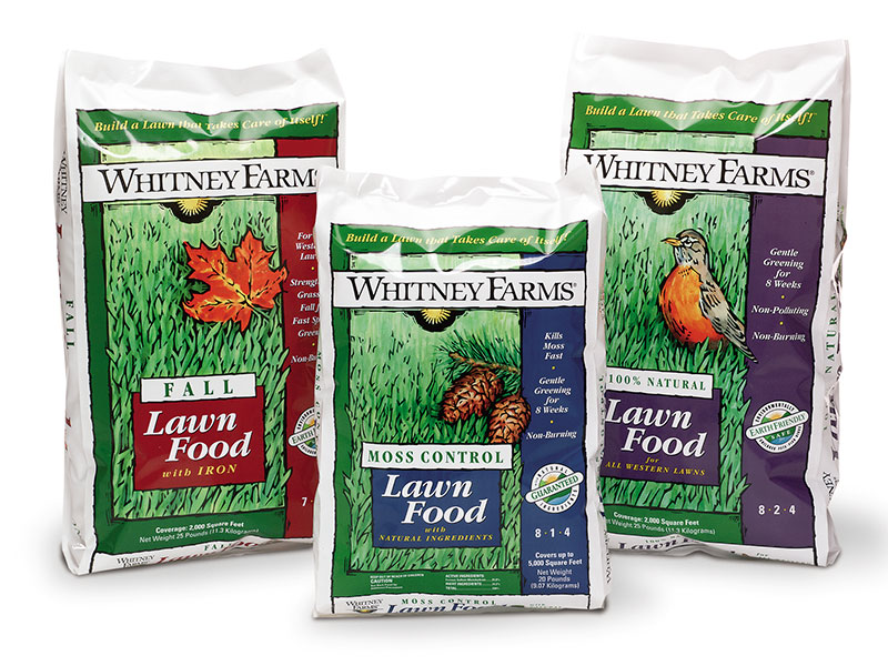 Whitney Farms lawn care bags