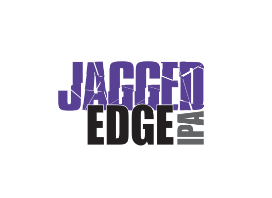 Black Diamond Jagged Edge IPA logo