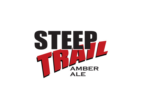 Black Diamond Brewery Steep Trail Amber Ale logo