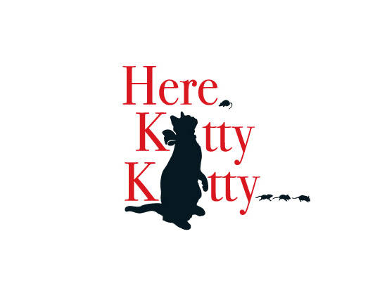 Here Kitty Kitty logo