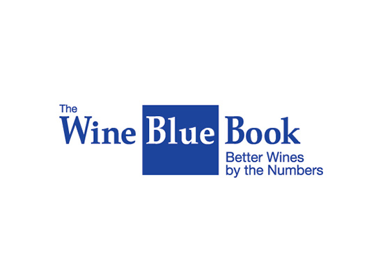 The Wine Blue Book logo