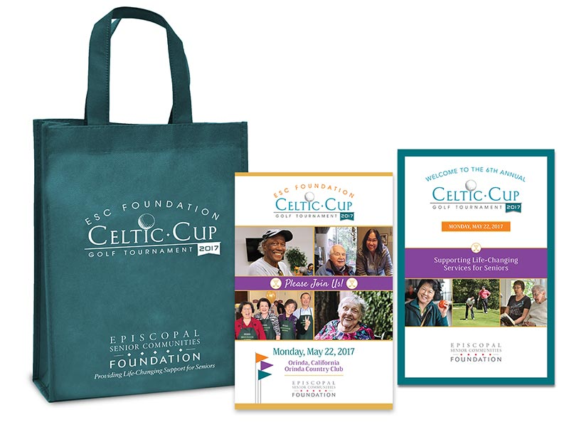 Celtic Cup 2017 Event Collateral